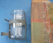NOS GM accessory windshield washer jar with bracket Trico