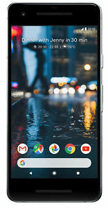 GOOGLE PIXEL 2 128GB CLEARLY WHITE - BRAND NEW - UNLOCKED - Smartphone Mobile
