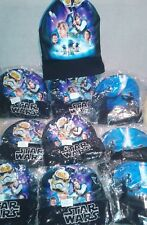 Official Disney 1980's STAR WARS All-Over Sublimation Print Beanie Hat Unisex
