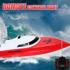 2.4Ghz 4 Channel Remote Control High Speed RC Racing Boat Waterproof Outdoor Toy