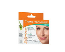 SALLY HANSEN Creme Hair Bleach for Face NIB Cream Hair Lightening made in USA