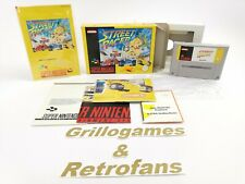 "Super Nintendo Spiel "" Street Racer "" Snes | Ovp | Pal | CIB |"