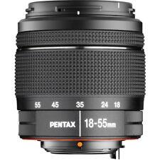 Unboxed Pentax DA-L 18-55mm F3.5-5.6 AL WR Lens - Black