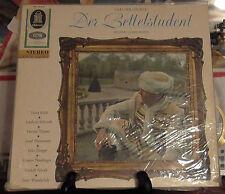 CARL MILLOCKER...DER BETTELSTUDENT...GROBER QUERSCHNITT...EMI...   LP ALBUM