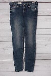 TOM TAILOR DENIM Damen Skinny Jeanshose Jeans JONA, Gr. W28/L32