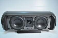 Mission 'Elegante e8C Center Channel Speaker New Open Box