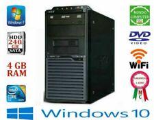 Desktop PC Acer Intel Core 2 Duo