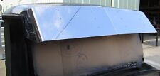 """WESTERN STAR HERITAGE STAINLESS STEEL CUSTOM 14"""" DROP VISOR 96 & NEWER W-4006"""