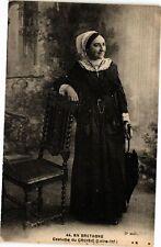 CPA En Bretagne Costume du Croisic (250857)