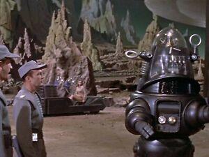 Forbidden Planet (1956) Public Domain Film On DVD