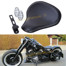 Motorcycle Soft Leather Seat Spring Solo Bracket for Harley Chopper Bobber US CA