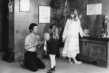 SABINE GLASER JACQUES PORTET LE TRIANGLE ECORCHE 1975 VINTAGE PHOTO ORIGINAL #1