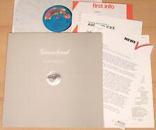 GÄNSEHAUT - Augenblicke  (PAPAGAYO 1984 + mit Hologramm + PROMO-INFOS / LP m-)
