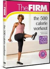 DVD - Exercise - Fitness - The Firm - 500 Calorie Workout/Noontime Firm & Burn