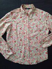 Liberty Print Vintage Boden Shirt/blouse Size 10