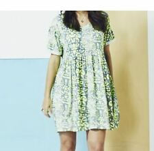 Jersey Animal Print Plus Size Dresses for Women
