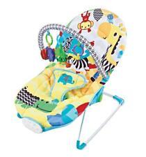Baby Rocker Animale Bouncer Sedia Comfort REGNO CON * 3 Posizione Sedile Reclinabile *