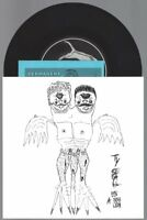 """Ty Segall/The Feeling of Love """"Tour split"""" 7"""" NM /550 OOP Jay Reatard Band"""