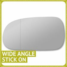 Left hand passenger side for Honda Prelude 96-01 wing mirror glass Wide Angle