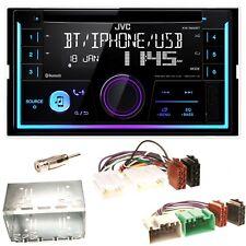 JVC KW-R930BT Bluetooth CD USB MP3 Einbauset für Volvo S40 V40 850