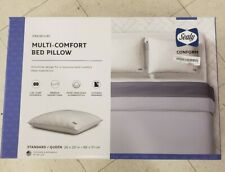 NEW SEALY Premium Luxury Conform Multi-Comfort Bed Pillow NIB Free Ship