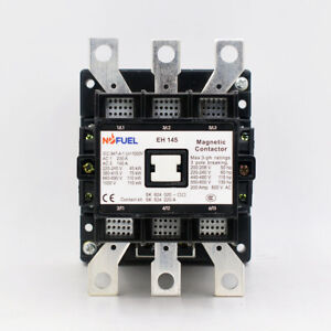 EH Contactor EH145-30-22 120V Direct Replacement for ABB EH145-30-22 120V Coil