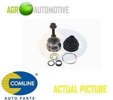 Variant1 Comline Wheel Side Drive Shaft CV Joint Kit Genuine Transmission