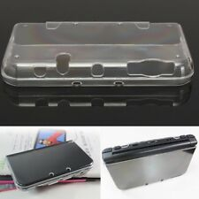 Crystal Clear Hard Protective Shell Skin Case Cover For NEW Nintendo 3DS XL LL