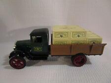 John Deere ERTL 1931 Hawkeye Delivery Truck Die-Cast Bank w/ key #2741 Vintage