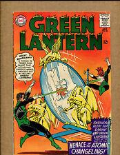 Green Lantern #138 - Atomic Challenge- 1965 (Grade 4.0) WH