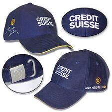 originale Fancap Nick Heidfeld   blaue Version   Credit Suisse  Sauber  Formel 1