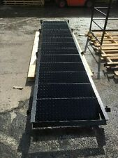 Steel container  anti vandal stairs with 13 treads SALE secure best price UK