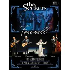Seekers Farewell The Golden Jubilee Australian Farewell Tour 2013 DVD NEW