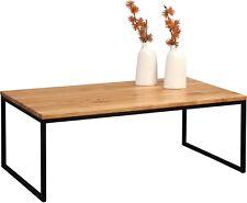 Hometrends4you 264222 Couchtisch Holz Tisch Wohnzimmertisch