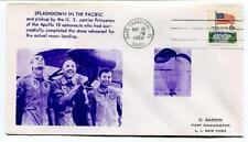 1969 Splashdown Pacific US Carrier Prince Apollo10 Cape Canaveral SPACE NASA USA