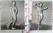 japanese bodybuilder photo collection Kozo Sudo NABBA Mr. Universe