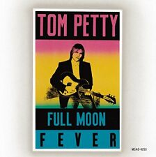 Tom Petty and The Heartbreakers Full Moon Fever CD 12 Track UK MCA 1989