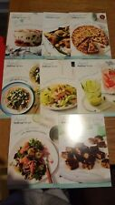 8 Waitrose recipe cards - all April 2016
