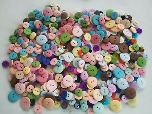 Plastic Colorful New crafting Buttons