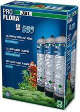 JBL ProFlora 3 x u500 CO2-Einweg-Vorratsflasche 3er Pack
