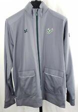 Under Armour South Florida Bulls Full Zip Warm Up Fleece Jacket Size XXL