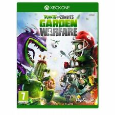 Plants Vs Zombies Garden Warfare Game XBOX One