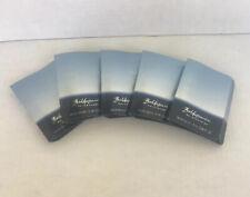 Baldessarini Del Mar Hugo Boss EDT vial samples lot of 5 travel size 0.06 oz