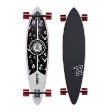 Z-Flex Skateboard Complete Rolling Bones Pintail zflex Longboard FREE POST