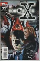 THE X-FILES #11 TOPPS COMIC BOOK FOX MULDER DANA SCULLY TV SHOW SERIES MOVIES