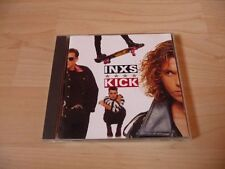 CD INXS - Kick - 1987 incl. Need you tonight + Mystify