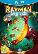 Rayman Legends NIntendo WII U Video Game BRAND NEW SEALED Official Pal
