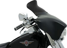 "Memphis Shades 9"" Dark Smoke Spoiler Windshield for Batwing Fairings MEP84210"