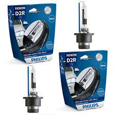 2 x PHILIPS D2R Xenon WhiteVision gen2 Autolampe 120% mehr Sicht 85126WHV2S1