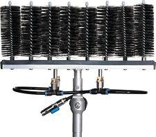 Lewi QLEEN Bürstenträger 55 mm mit Bürsten für Lamellenreiniger Lamellenträger